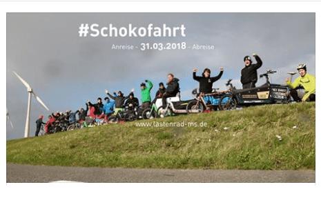 Schokofahrt 2018